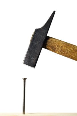 Coup de marteau : adjugé