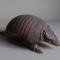 Tatou spp ( II/B ) :  pré-convention beau spécimen ancien - 434 €