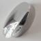 Toni GRILO - HAYMANN Editions - PROTOTYPE du MIROIR SCULPTURE Cutting Space rond en acier inox poli - H.50 - P.35 cm -  620 €